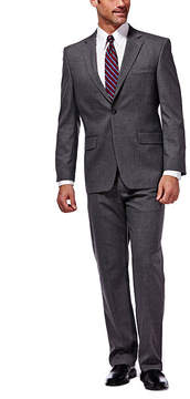 Haggar JM Premium Classic Fit Stretch Sharkskin Suit Jacket
