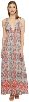 Brigitte Bailey Marleigh Sleeveless Open Back Dress Women's Dress