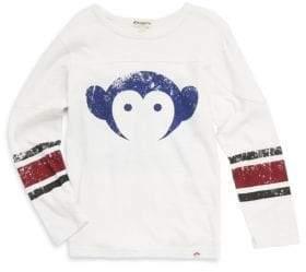 Appaman Toddler's, Little Boy's & Boy's Football Cotton Jersey Tee