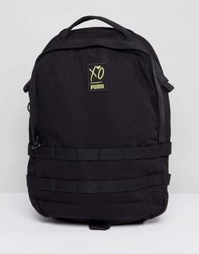 Puma x XO Backpack In Black 07529701