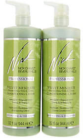 Nick Chavez Velvet Mesquite Supersize 32 oz. Shampoo & Conditioner