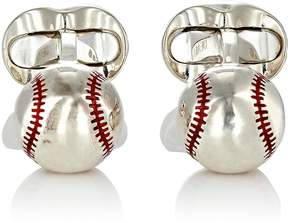 Deakin & Francis Men's Baseball Cufflinks