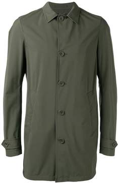 Herno buttoned short coat