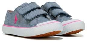 Ralph Lauren Polo By Kids' Chandler EZ Sneaker Toddler/Preschool