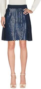 DELPOZO Knee length skirts