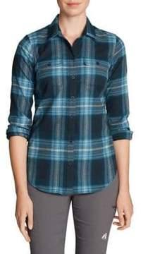 Eddie Bauer Expedition Flex Button-Down Shirt