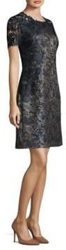 Elie Tahari Galina A-Line Dress
