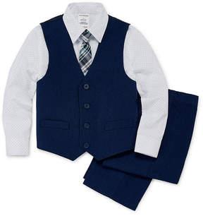 Van Heusen Boys 4-pc. Suit Set 4-10