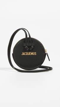 Jacquemus Le Pitchou Neck Bag