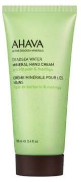 Ahava Prickly Pear Hand Cream/3.4oz.