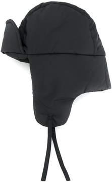 Federica Moretti padded aviator hat