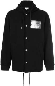 Kenzo Ryuichi Sakamoto hooded jacket