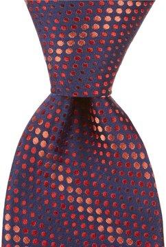 Murano Bubble Stripe Traditional Silk Tie