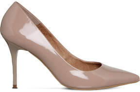 Office Graduate Point patent-leather courts