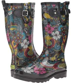 Western Chief Illastrative Style Women's Shoes
