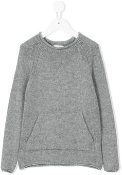 Le Petit Coco Fagiolo knitted sweater