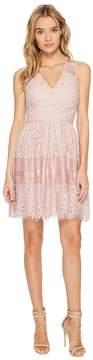 Adelyn Rae Estelle Fit Flare Women's Dress