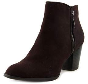 Style&Co. Style & Co Jamila Women Round Toe Synthetic Brown Ankle Boot.