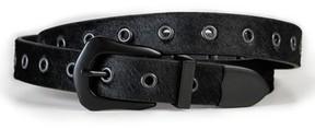 Paige Women's Wrenn Genuine Calf Hair Belt
