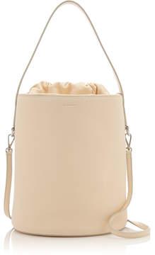 Jil Sander Drawket Medium Soft Leather Bag