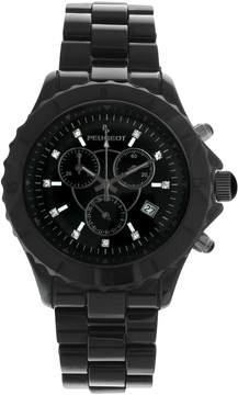 Peugeot Men's Ceramic Crystal Chronograph Watch - PS968