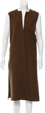 Celine Belted Cashmere Vest