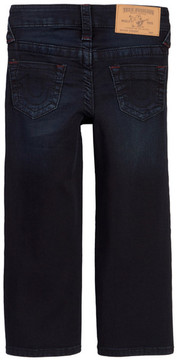 True Religion Geno Single End Straight Leg Jean (Little Boys)