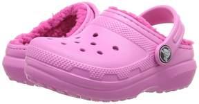 Crocs Classic Lined Clog Kids Shoes