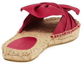 Patricia Green Knot Slide Espadrille Sandal