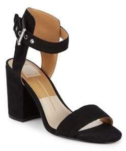 Dolce Vita Calissa Suede Sandals