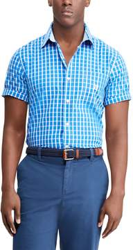 Chaps Big & Tall Easy Care Stretch Shirt