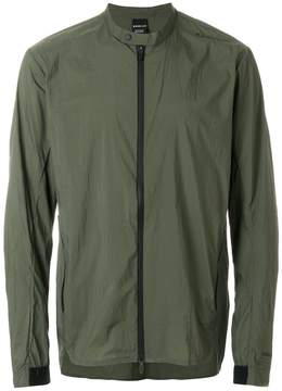 Oakley zipped bomber jacket