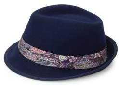 Robert Graham Paladino Wool Fedora