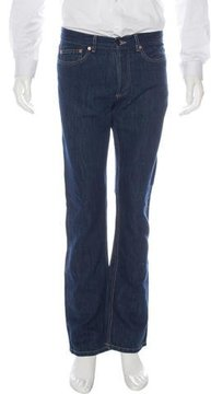 Band Of Outsiders Five-Pocket Straight-Leg Jeans