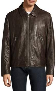 Andrew Marc Morrison Leather Jacket