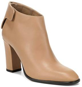 Via Spiga Women's Aston Leather High Heel Booties