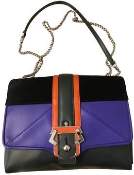 Paula Cademartori Leather crossbody bag