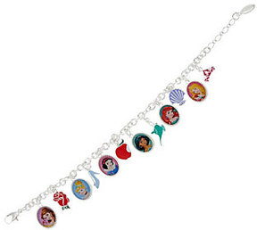 Disney As Is 6 Princess Charm Bracelet