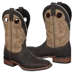 Laredo Men's Collared Square Toe Cowboy Boot