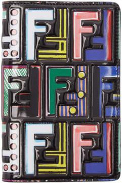 Fendi Multicolor Forever 2Jours Passport Holder