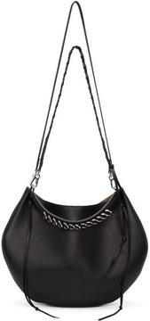 Loewe Black Fortune Hobo Bag