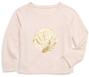 Lilly Pulitzer Girl's Shara Graphic Print Sweatshirt