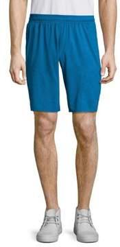 MPG Patterned Windbreaker Shorts