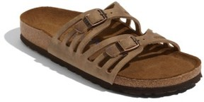 Birkenstock Women's Granada Soft Footbed Oiled Leather Sandal