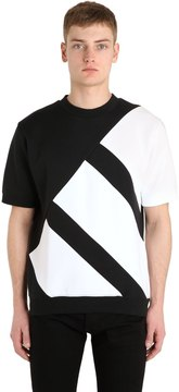 adidas Eqt Cotton Blend Jersey T-Shirt