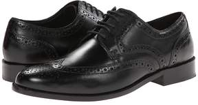 Nunn Bush Nelson Wing Tip Dress Casual Oxford Men's Dress Flat Shoes