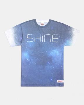 Ubiq M&N x x Wale Shine Sublimated Tee (Galaxy)