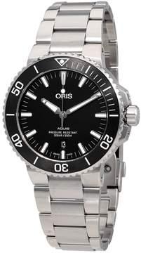 Oris Aquis Black Dial Automatic Men's Watch
