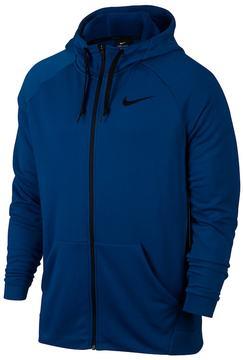 Nike Big & Tall Modern-Fit Dri-FIT Zip-Front Training Hoodie