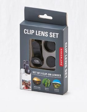 aerie Kikkerland Clip Lens Set